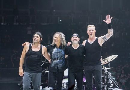 Концерты Metallica