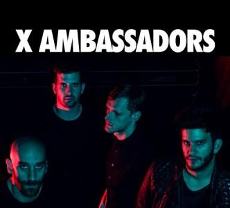 Концерты X Ambassadors
