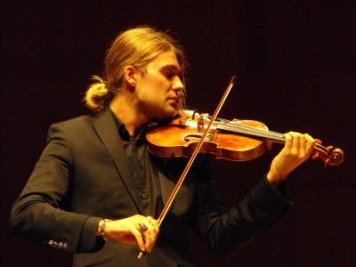Концерты David Garrett