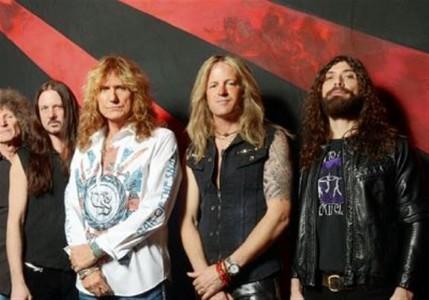Концерты Whitesnake