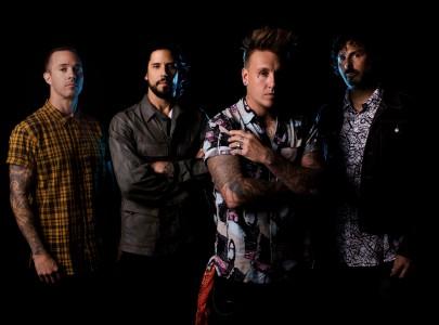 Концерты Papa Roach