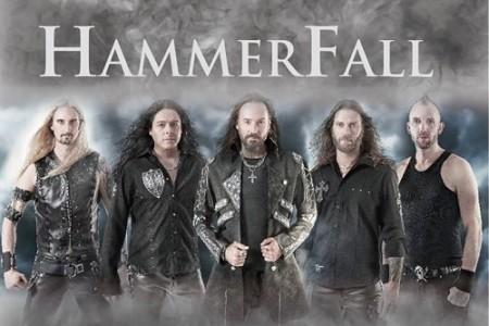 Концерты HammerFall