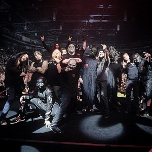 Концерты Slipknot