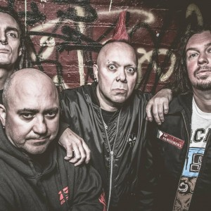 Концерты The Exploited