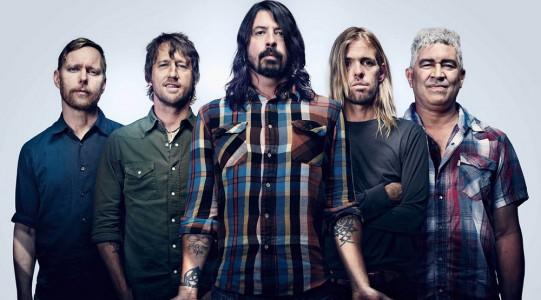 Концерты Foo Fighters