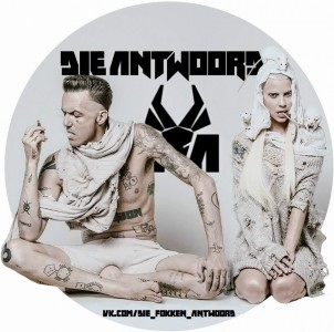 Концерты Die Antwoord