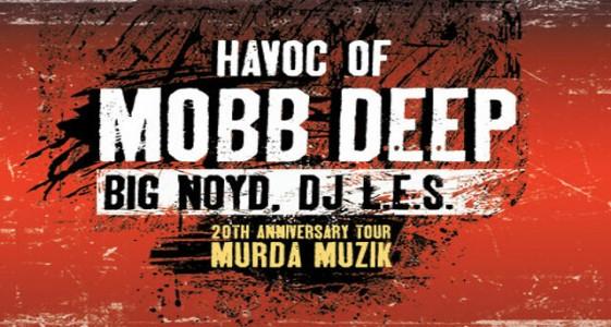 Mobb Deep — 20 лет альбому Murda Muzik