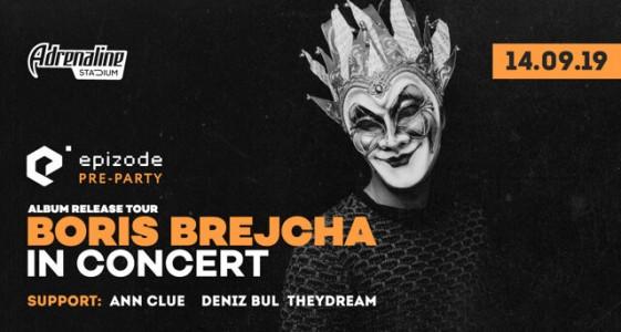 Boris Brejcha — In Concert